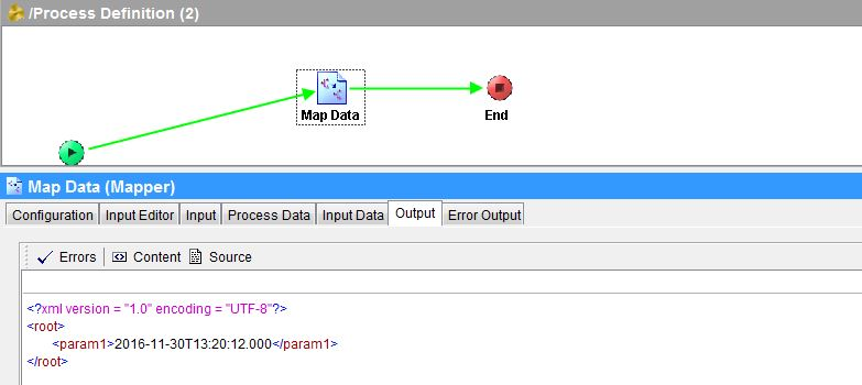 Date Time with Milliseconds formatting issue | TIBCO Community